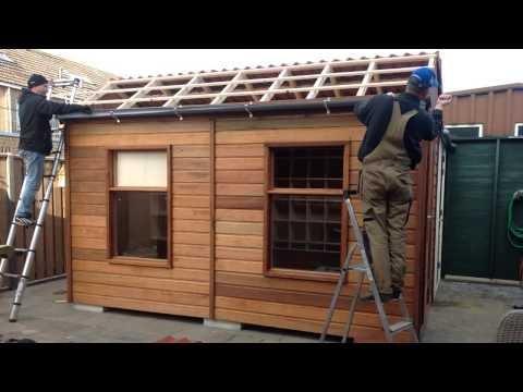 Hokkenbouw video