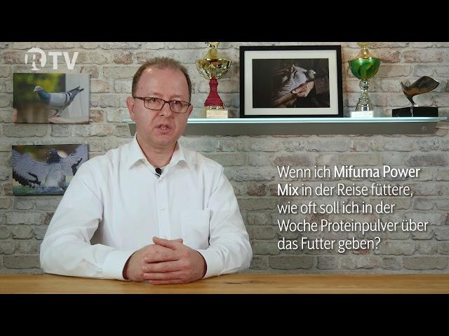 Mifuma Power Mix - Frag den Berger - Röhnfried TV