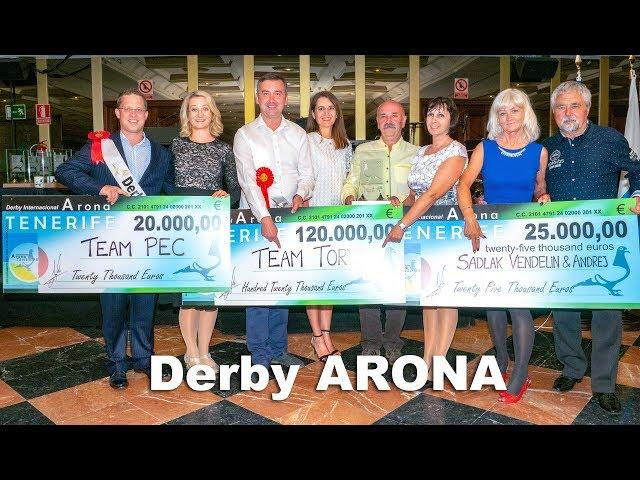 Derby ARONA, the yesterday and today of the Roll Royce of the One Loft Races