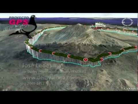"GPS-Project ""MOUNTAIN TEIDE"" - Remasterized"