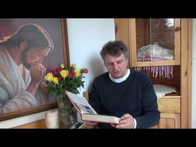 Miłosierdzie.Apostołowie i uzdrowienia.