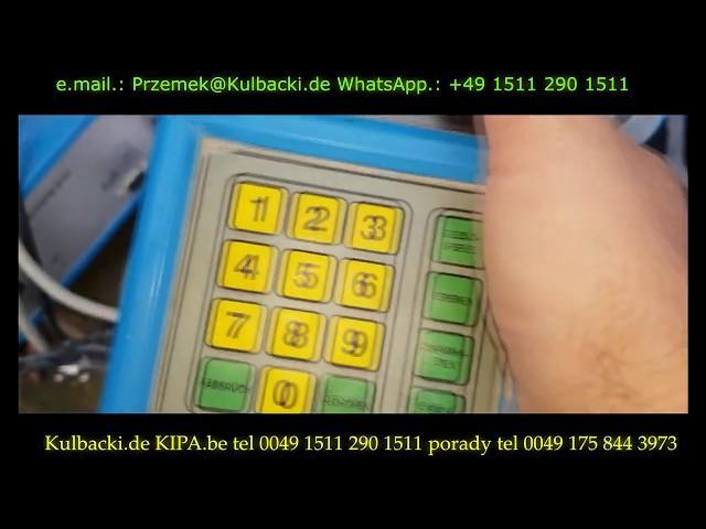 komplet TIPES MC2100 SYSTEM na sprzedaz+10 ANTEN (4 polowe), Elektroniczne Systemy Konstatowania ESK