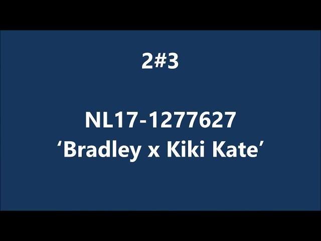 NL17-1277627 Bradley x Kiki Kate
