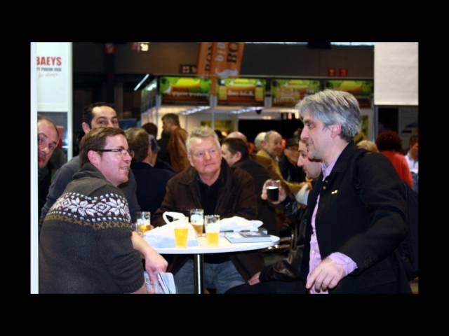 FUGARE Salon 2015 sport pigeon  , Kortrijk Xpo Belgique