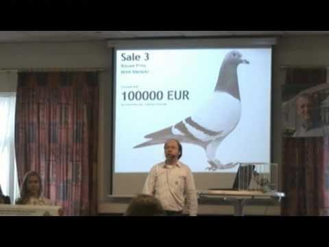 Openbare verkoping Pros Roosen - verkoop Blauwe Prins