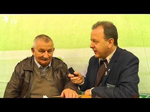 Johny Jonkers im Kurzinterview mit Alfred Berger auf der Fugare 2016 (Brieftauben)