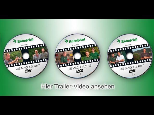DVD Bundle - Die Macher – jetzt vorbestellen und gewinnen