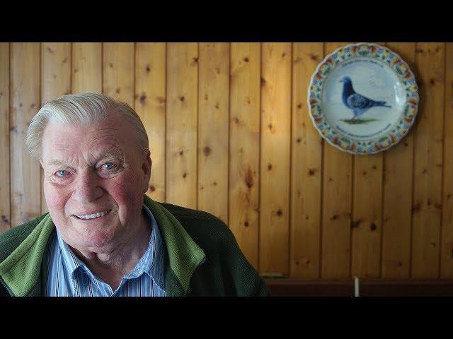 Jan van Dijk 50 jaar keurmeester in de duivensport