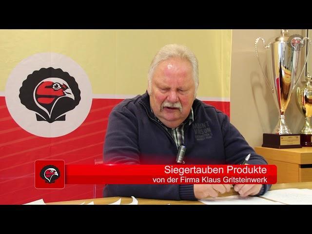 Brieftaubenflüsterer, Heinrich Renz, gewährt Einblicke in die Wurzeln seines Erfolges