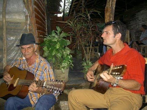 """""""Mar Caribe"""" Olegundo Ochoa - Musica Cubana - Santa Cruz Del Sur, CUBA"""