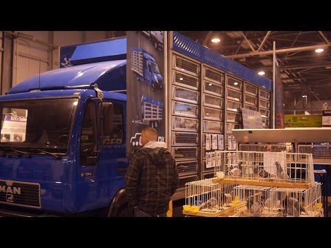 9.Międzynarodowe Targi Gołębi Pocztowych - 66.Ogólnopolska Wystawa Gołębi Pocztowych Sosnowiec 2016