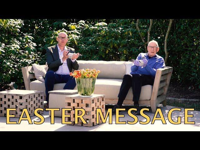 Easter message from Hans and Evert Jan Eijerkamp #Eijerkamp #Racingpigeons