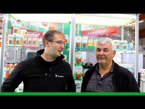 Albert Derwa Interview beim Internationalen TaubenMarkt Kassel 2015 (Brieftauben)
