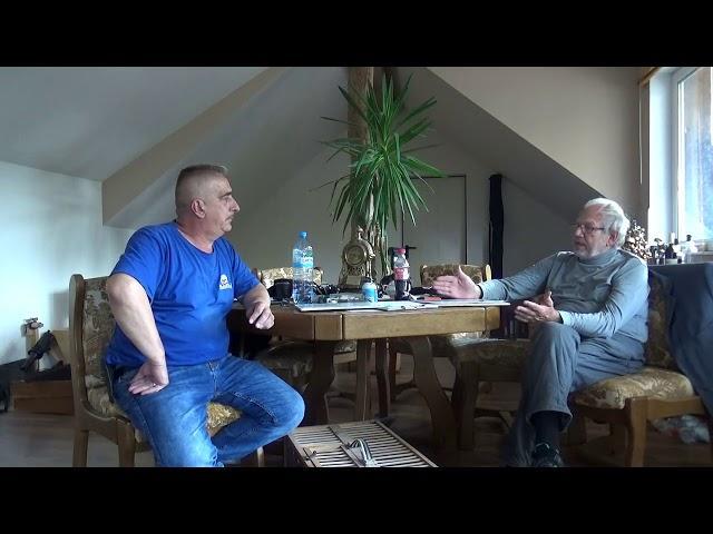 TOTALNA LIKWIDACJA HODOWLI - Gerhard Schlepphorst - zakup gołębi, cenne porady cz.2.