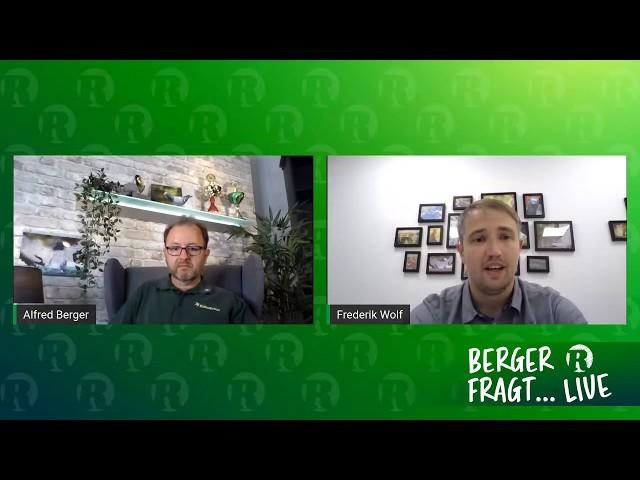 Frag den Berger LIVE auf Facebook - 17. Juni 2020
