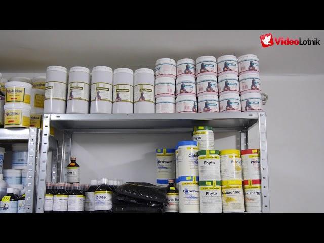 Sklep Gołębnik24 pl - prezentacja produktów ProQure i Teurlings