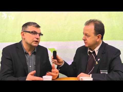 László Nagypál im Kurzinterview mit Alfred Berger auf der Fugare 2016 (Brieftauben)