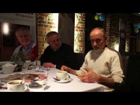 """Rainer Puttmann prezentuje swój nowy miesięcznik """"Puttmann Magazyn"""""""