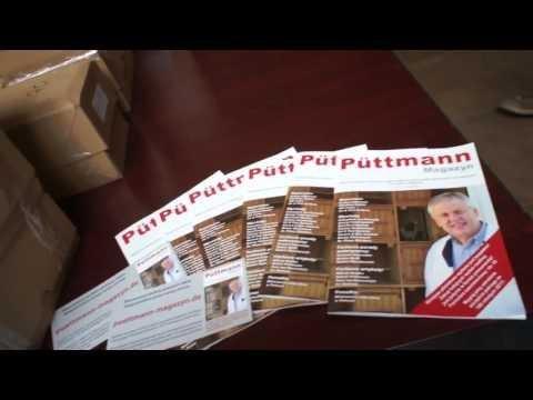 """""""Puttman Magazyn"""" - nowy miesięcznik dla hodowcow gołębi pocztowych"""
