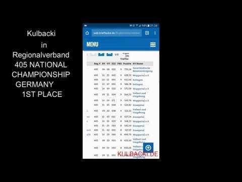 1.Mistrz w Regionalverband 405 . 23.Mistrz Niemiec 2016r. 1st in Regionalverband 405. 23.National