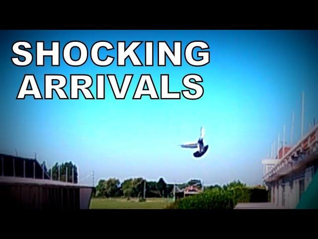 Vlog #87 SHOCKING ARRIVALS From Maastricht #HansAndEvertJanEijerkamp