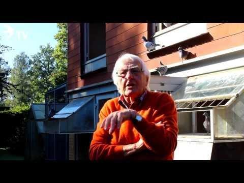 Wolfgang Roeper Interview Part 22/26 Versorgung (Brieftauben)