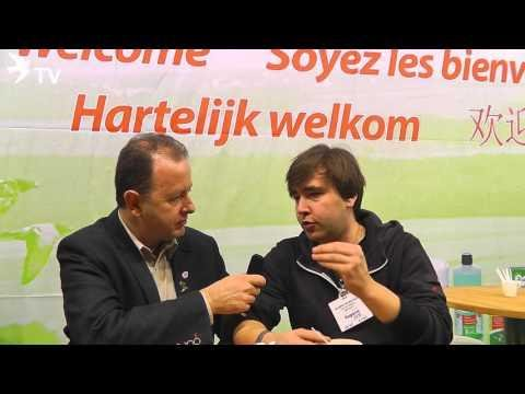 Yannick Deridder in Short-Interview with Alfred Berger on the Fugare 2016 (Racing Pigeons)