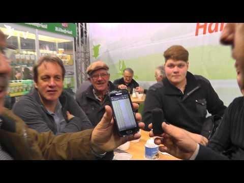 Alois Tack & Philipp Kallen im Kurzinterview mit Alfred Berger auf der Fugare 2016 (Brieftauben)