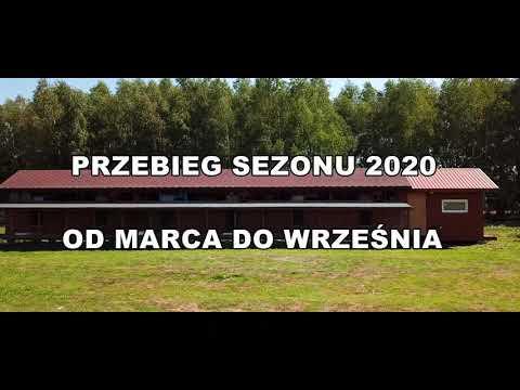 WG MAŁOPOLSKA 2020 - przebieg sezonu od marca do września