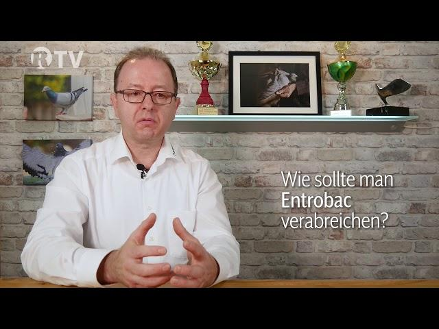 Anwendung von Entrobac - Frag den Berger - Röhnfried TV