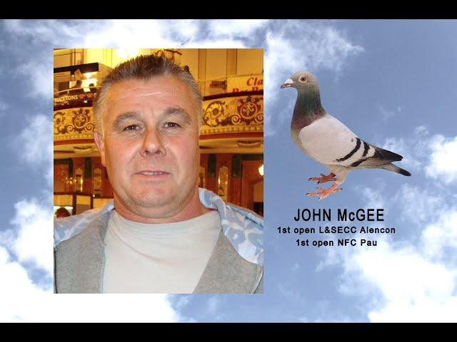 Video 428: John McGee of Worthing: Premier Pigeon Racer