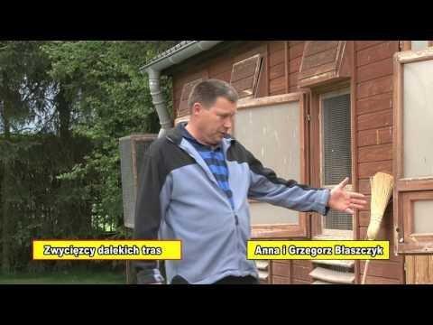 Zwycięzcy dalekich tras- Anna i Grzegorz Błaszczyk - 90 min.