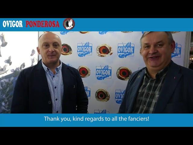 OVIGOR - Olimpiada Poznań 2019 - rozmowa z hodowcami