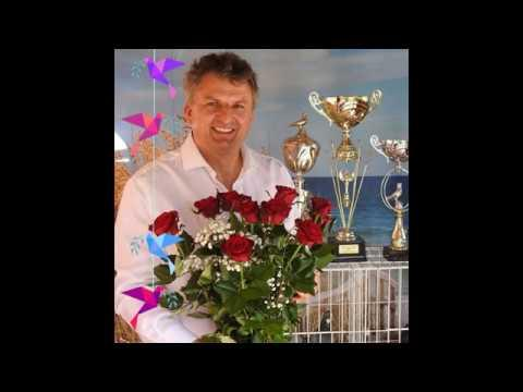 Podziękowanie i gratulacje za zakupione szybkie gołębie od Ryszarda tel. 728 465 939