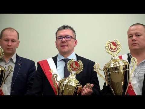Wręczenie Pucharów Mistrzom Polski 2016