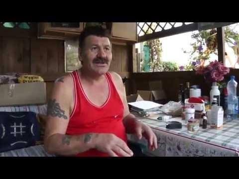 Tadeusz Bąk - jak postępować z gołębiami młodymi - część 1.