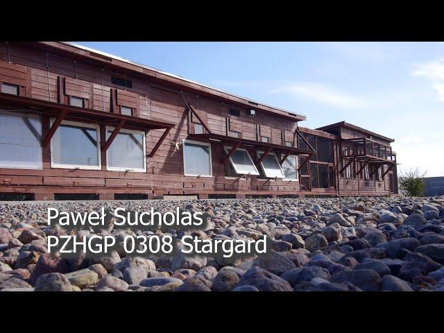 Mistrz okręgu w 2 lata - Paweł Sucholas - gołębie Houben - PZHGP 0308 Stargard
