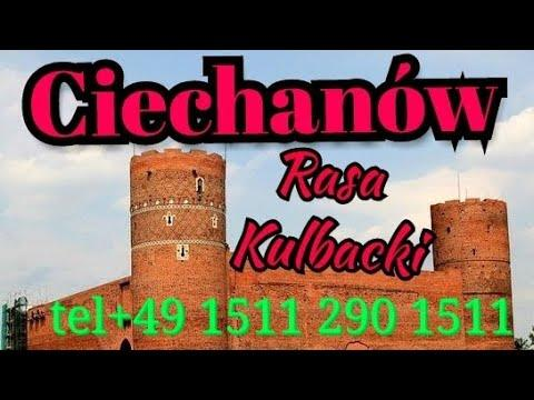 Rasa Kulbacki w Okręgu Ciechanów, on end of my video translation in English und deutsch