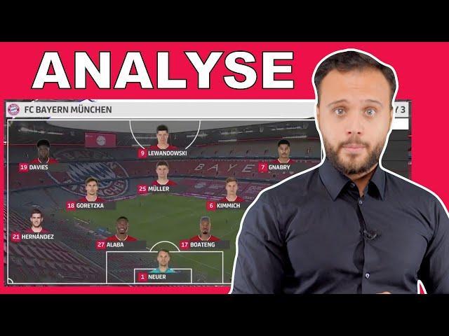 Das Problem der Bayern Abwehr - Analyse FC Bayern München vs TSG Hoffenheim