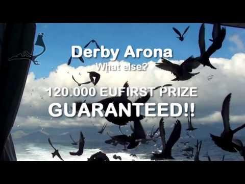 120.000 Eu FIRST PRIZE GUARANTEED - Derby Arona 2017 - SEA RACE