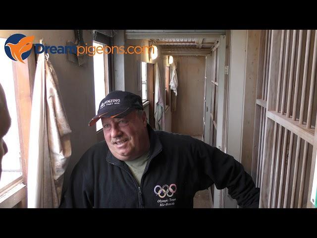 Mir-Benois Dreampigeons Loft Presentation Auction Video