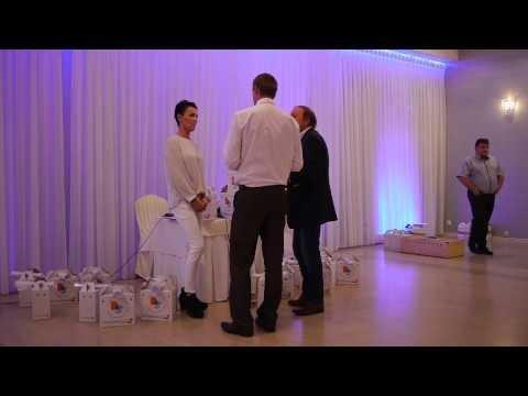 Impreza Belgica de Weerd 2014 - rozdanie gołębi i nagród