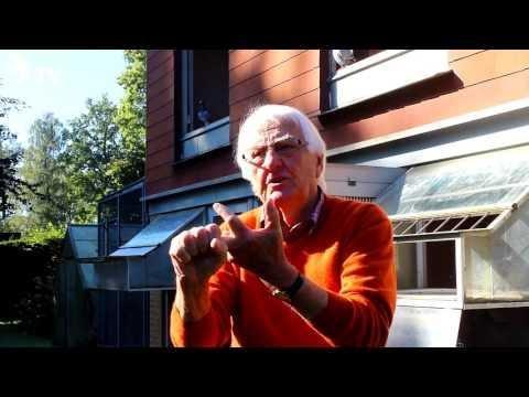 Wolfgang Roeper Interview Part 26/26 Nur Futter und Wasser (Brieftauben)
