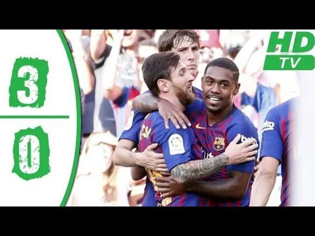 Barcelona v Boca Juniors ALL GOALS AND HIGHLIGHTS 15/8/18 HD