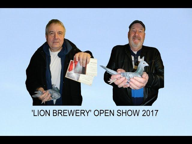 "Video 373: The ""Lion Brewery"" Open Pigeon Show: December 2017"