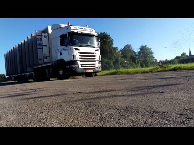 Duivenlossing Afd.10 rayon 5 t/m 8 Niergnies 02072016