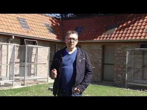 Dr Norbert Peeters - TRAILER - wizyta Marka Trzaski cz.1.