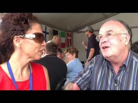 INTERNATIONAL FANCIERS INTERVIEWS FINAL RACE PART-1 - Arona-TENERIFE 2010