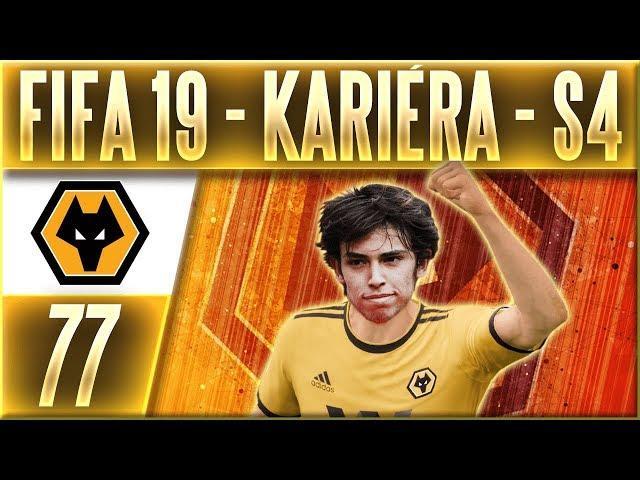 FIFA 19 Kariéra - Wolves | #77 | Portugalský Megatalent do Wolves a Nabídka Repre? | CZ Let's Play