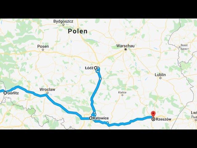 Transport gołębi do: Konin-Zgorzelec-Katowice-Lódz-Rzeszòw tel. 004915112901511